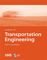 Journal of Transportation Engineering, Part B: Pavements template ( Part B: Pavements)