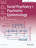 Social Psychiatry and Psychiatric Epidemiology template (Springer)