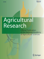 Agricultural Research template (Springer)