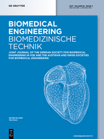 Biomedical Engineering / Biomedizinische Technik template (De Gruyter)