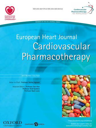 European Heart Journal - Cardiovascular Pharmacotherapy template (Oxford University Press)