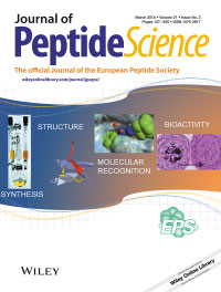 Journal of Peptide Science template (Wiley)