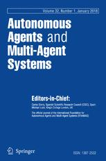 Autonomous Agents and Multi-Agent Systems template (Springer)