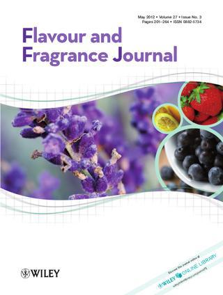 Flavour and Fragrance Journal template (Wiley)