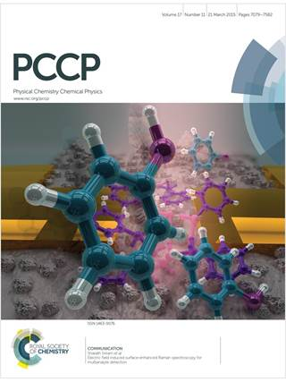 PCCP (Physical Chemistry Chemical Physics) template (Royal Society of Chemistry)