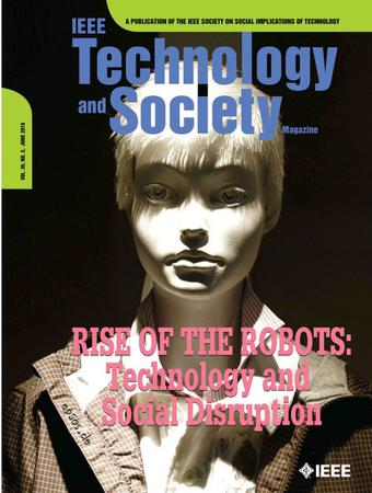 IEEE Technology and Society Magazine template (IEEE)