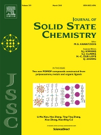 Journal of Solid State Chemistry template (Elsevier)