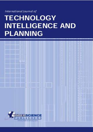 International Journal of Technology Intelligence and Planning template (Inderscience Publishers)