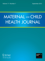 Maternal and Child Health Journal template (Springer)