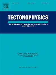 Tectonophysics template (Elsevier)