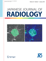 Japanese Journal of Radiology template (Springer)