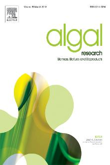 Algal Research template (Elsevier)