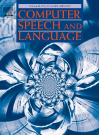 Computer Speech & Language template (Elsevier)
