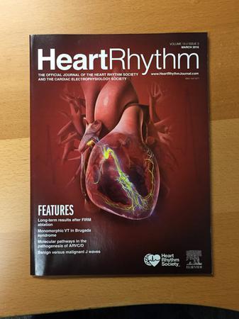 Heart Rhythm template (Elsevier)