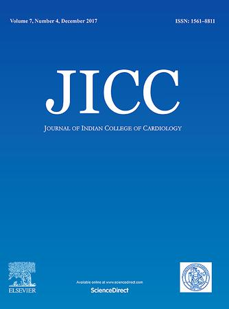 Journal of Indian College of Cardiology template (Elsevier)