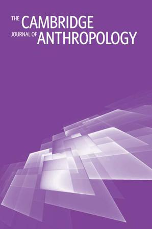 The Cambridge Journal of Anthropology template (Berghahn Journals)