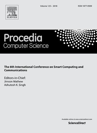 Procedia Computer Science template (Elsevier)