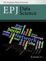 EPJ Data Science template (Springer)