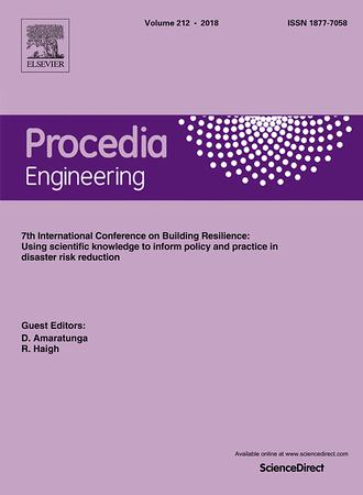 Procedia Engineering template (Elsevier)
