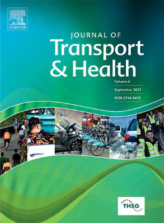 Journal of Transport & Health template (Elsevier)