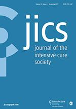 Journal of the Intensive Care Society template (SAGE)