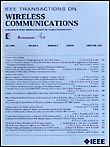 IEEE Transactions on Wireless Communications template (IEEE)