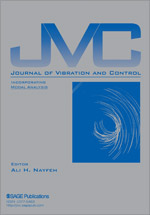 Journal of Vibration and Control template (SAGE)