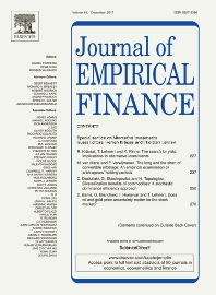 Journal of Empirical Finance template (Elsevier)