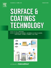 Surface and Coatings Technology template (Elsevier)