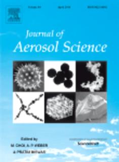 Journal of Aerosol Science template (Elsevier)