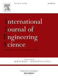 International Journal of Engineering Science template (Elsevier)