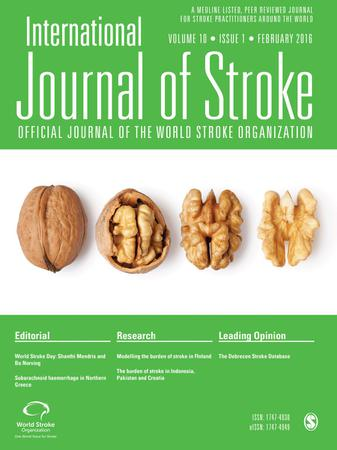 International Journal of Stroke template (SAGE)