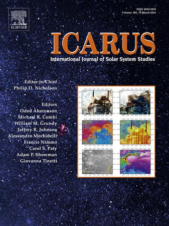 Icarus template (Elsevier)