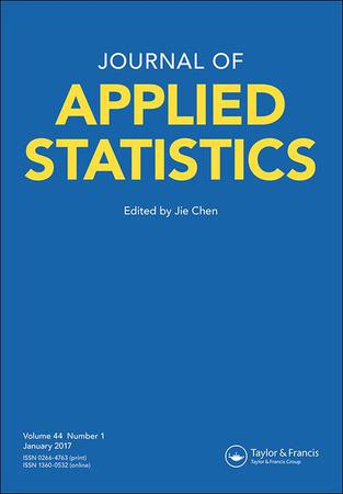 Journal of Applied Statistics template (Taylor and Francis)