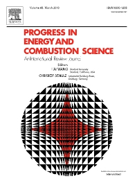 Progress in Energy and Combustion Science template (Elsevier)
