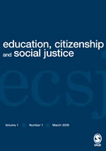Education, Citizenship and Social Justice template ( Citizenship and Social Justice)