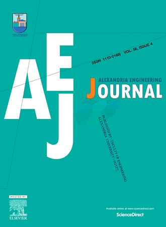 Alexandria Engineering Journal template (Elsevier)