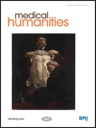 Medical Humanities template (BMJ Publishing Group)