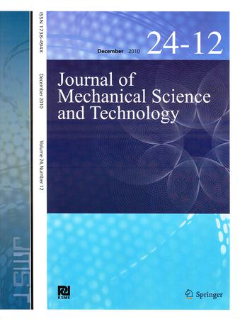Springer - Journal of Mechanical Science and Technology Template