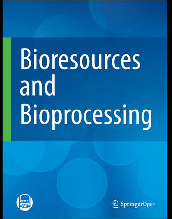 Bioresources and Bioprocessing template (Springer)