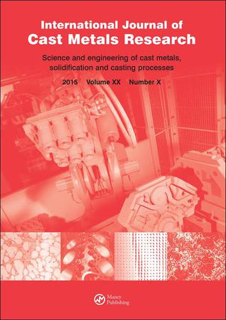 International Journal of Cast Metals Research template (Taylor and Francis)