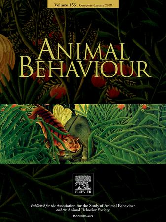 Animal Behaviour template (Elsevier)