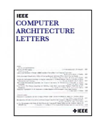 IEEE Computer Architecture Letters template (IEEE)