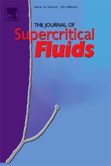 The Journal of Supercritical Fluids template (Elsevier)