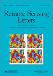 Remote Sensing Letters template (Taylor and Francis)