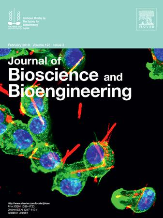 Journal of Bioscience and Bioengineering template (Elsevier)