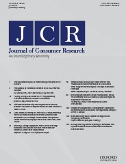 Journal of Consumer Research template (Oxford University Press)
