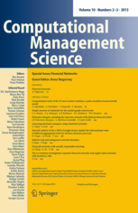 Computational Management Science template (Springer)