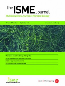The ISME Journal template (Nature)