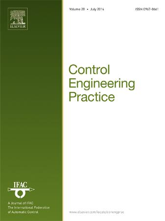 Control Engineering Practice template (Elsevier)